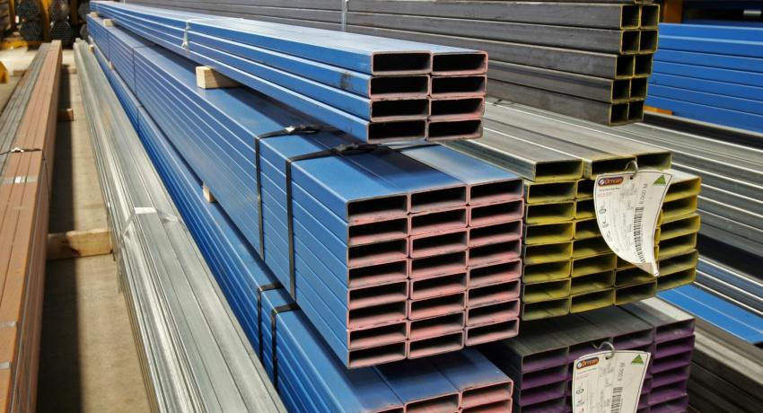 Steel Tubular Sections Hunter Metal Market