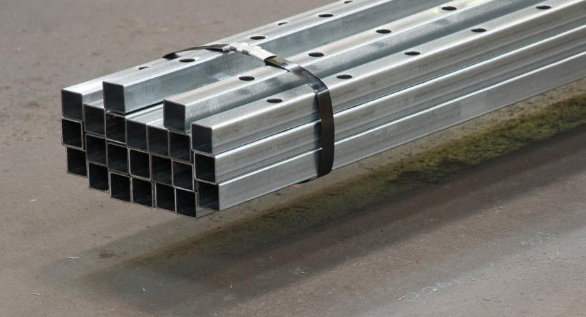 Steel structural sections hunter metal market