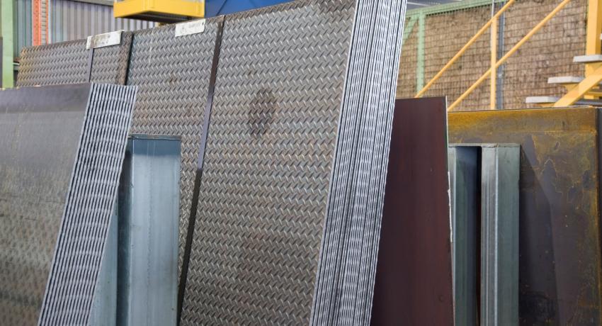 Steel Plate Amp Sheet Metal Hunter Metal Market